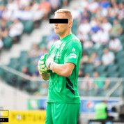 Golkiper Górnika Zabrze opuścił areszt