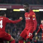 Meczycho na Anfield. Grad bramek w spotkaniu Liverpool - Arsenal