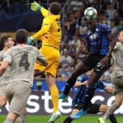 Liga Mistrzów: Katastrofa Atalanty, Szachtar z kompletem punktów