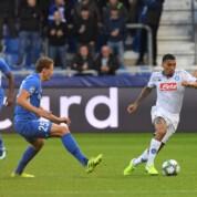 Liga Mistrzów: Genk remisuje z Napoli, Milik nieskuteczny