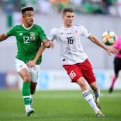 Grupa D: Gruzja urywa punkty - Irlandia wraca z 1 punktem