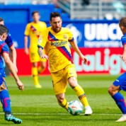 La Liga: Spokojnie wywalczone trzy punkty przez FC Barcelonę
