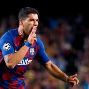 Liga Mistrzów: Luis Suarez katem Interu Mediolan