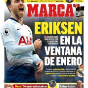 MARCA: Christian Eriksen w styczniu zasili Real Madryt