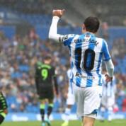 La Liga: Real Sociedad pewnie ogrywa Real Betis