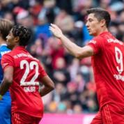 Liga Mistrzów: Duet Lewandowski-Gnabry rozprawił się z Chelsea po profesorsku