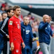 Bild: Thomas Muller pożegna się z Monachium w styczniu