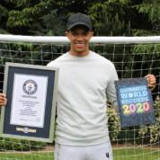 Trent Alexander-Arnold trafił do Księgi rekordów Guinnessa