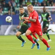 Bundesliga: Przełamanie Wilków