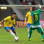 Brazylia remisuje z Senegalem w meczu towarzyski