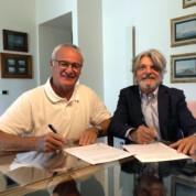 Serie A: Claudio Ranieri trenerem Sampdorii Genua