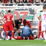 Poważna kontuzja obrońcy Bayernu Monachium. Niklas Süle zerwał więzadło krzyżowe