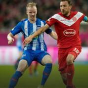 Bundesliga: Hertha pokonuje Fortunę!
