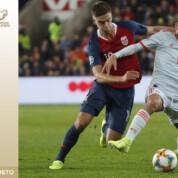 Norwegia zaskakuje! Hiszpania traci pierwsze punkty