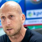 Jaap Stam nie jest już trenerem Feyenoordu Rotterdam
