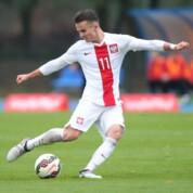 Kamil Wojtkowski opuścił zgrupowanie reprezentacji Polski do lat 21