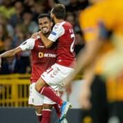 Liga Europy: Widowisko w Bradze na piątkę. SC Braga i Wilki z awansem