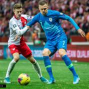 Szymański: Zmieniłem klub na Dynamo i nie zostałem wrzucony na głęboką wodę