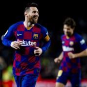 La Liga: Setien zadebiutował na Camp Nou - Messi znów uratował Barcę