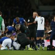 Tottenham nadal bez wygranej na wyjeździe - Tosun ratuje Everton
