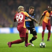 Liga Mistrzów: Club Brugge w ostatniej chwili ratuje punkt z Galatasaray