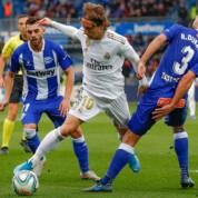La Liga: Real Madryt na fotelu lidera po zwycięstwie z Deportivo Alaves
