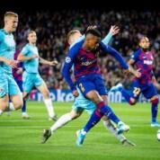 Liga Mistrzów: Bez bramek na Camp Nou