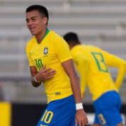 Wielkie kluby zainteresowane nastolatkiem z Brazylii