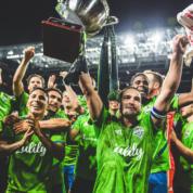 Seattle Sounders triumfatorem Major League Soccer