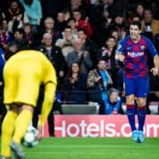 Liga Mistrzów: Pewne zwycięstwo Barcelony