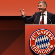 Były szef Adidasa został prezydentem Bayernu Monachium