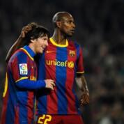 Eric Abidal: Trwają już rozmowy w sprawie nowego kontraktu Lionela Messiego