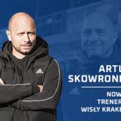 Oficjalnie: Skowronek nowym trenerem Wisły Kraków