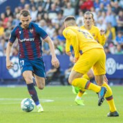 La Liga: Barcelona rozjechana przez Levante!