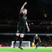 Premier League: Manchester City pewnie wygrywa z Arsenalem