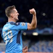 Liga Mistrzów: Wymarzony powrót Arkadiusza Milika, awans SSC Napoli