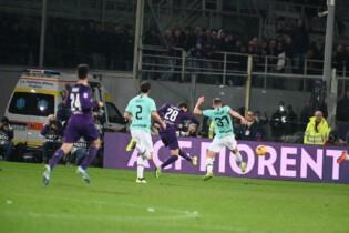Serie A: Inter zbyt minimalistyczny w meczu z Fiorentiną