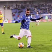 Joao Amaral wraca do Portugalii. Zagra w Pacos de Ferreira