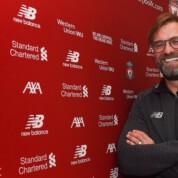 Oficjalnie: Klopp na dłużej w Liverpoolu