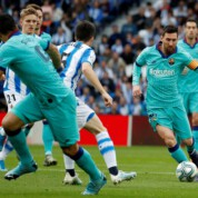 La Liga: Strata punktów FC Barcelony