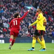 Premier League: Liverpool pokonuje Watford