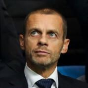 """Prezes UEFA krytycznie wypowiada się o systemie VAR. """"Jeśli masz długi nos, to jesteś na spalonym"""""""
