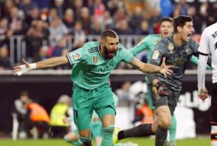 La Liga: Dramaturgia na Mestalla! Real wywalczył remis z Valencią