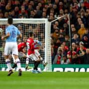 Carabao Cup: Manchester City ze sporą zaliczką przez rewanżem
