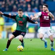 Premier League: Niespodzianka na Turf Moor