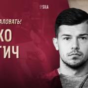 Oficjalnie: Darko Jevtić w Rubinie Kazań