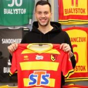Oficjalnie: Nowy golkiper w Jagiellonii Białystok, wypożyczony z Arsenalu