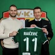 Oficjalnie: Filip Raicević w Śląsku Wrocław