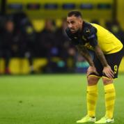 Paco Alcacer chce opuścić Dortmund. Borussia stawia warunek