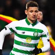 Patryk Klimala zadebiutował w Celticu Glasgow